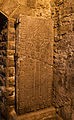 Dublin Cornmarket St. Audoen's Church Tower Grave Slab John Burnell 2012 09 28.jpg