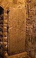 Dublin Cornmarket St. Audoen's Church Tower Grave Slab John Burnell 2012 09 28.jpg