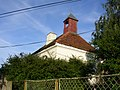 Dublovice, hřbitovní kaple (márnice), zezadu.jpg