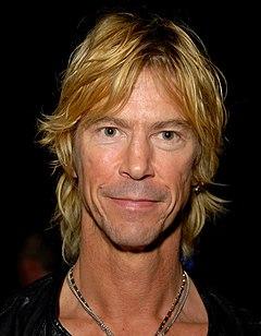 Duff McKagan American musician
