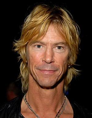 Duff McKagan - McKagan in West Hollywood, California, on March 1, 2012