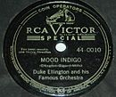 "Duke Ellington Orchestra: ""Mood Indigo"""