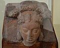 Durga Head - Gupta Period - ACCN 12-261 - Government Museum - Mathura 2013-02-23 5531.JPG