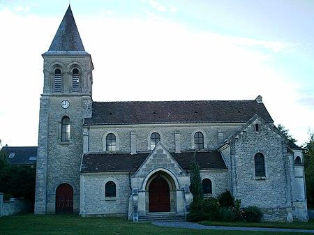 Église Saint-Médard de Chevregny