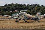 EGLK - Scottish Aviation Bulldog 121 - G-BHXA (42586562735).jpg