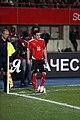 EM-Qualifikationsspiel Österreich-Russland 2014-11-15 035 Zlatko Junuzović.jpg