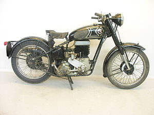 EMC Motorcycles - EMC Twin 1950