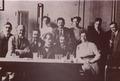 ETH-BIB-Einstein, Albert und Kollegen am Physik-Labor ETH-Portrait-Portr 10750.tif