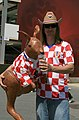 EURO2008-Australian fan dressed as Croatian.jpg