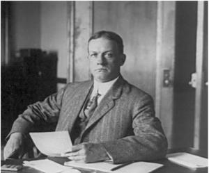 Earl Rogers - Earl Rogers, about 1911