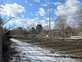 East side of tracks at Community Way, East Foxborough MA.jpg