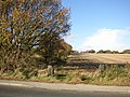 Edge of ploughed field off Denby Dale Road, West Bretton CP - geograph.org.uk - 280895.jpg