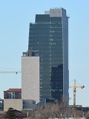 Edmonton Tower - Edmonton Tower in 2016