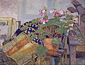 Edouard Vuillard - Le Pot de fleurs (Pot of Flowers) - Google Art Project.jpg