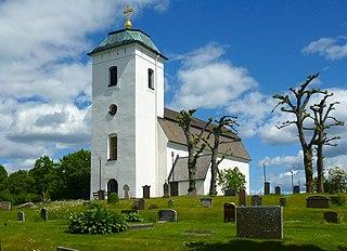 Ed Church, Uppland