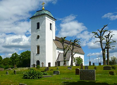 How to get to Eds Kyrka with public transit - About the place
