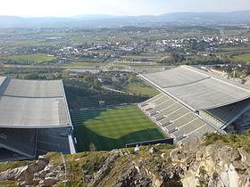 Eduardo Souto de Moura - Braga Stadium 02 (6010593292)