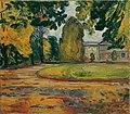 Edvard Munch - Park in Kösen - 1858 - Kunsthistorisches Museum.jpg