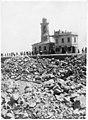 Effets du dernier bombardement, destructions - Ancône - Médiathèque de l'architecture et du patrimoine - AP62T103397.jpg