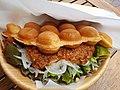 Egg waffle taco meat burger.jpg