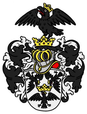 Eggenberg family - Arms of the Eggenberg family