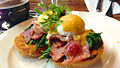 Eggs Benedict at Dukes Coffee Roasters in Windsor.jpg
