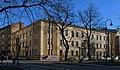 Egipski (Egyptian) tenement house, 10 Retoryka street, Krakow, Poland.jpg