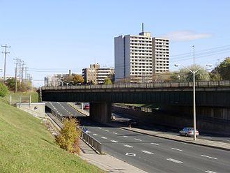 Eglinton Avenue - Eglinton Avenue East in Scarborough