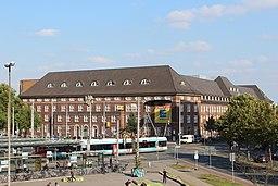 Bahnhofsplatz in Bremen