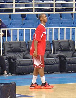 Muhammad El-Amin American basketball player