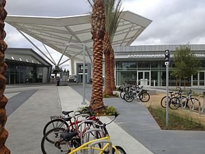 El Monte Station - El Monte Station