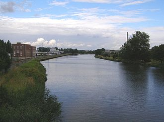 Genthin - Elbe-Havel Canal