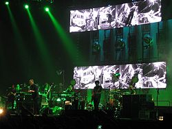 Elbow performing at the arena in Manchester.jpg