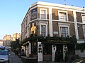 Elephant and Castle Public House, Holland Street, London W8 - geograph.org.uk - 688277.jpg