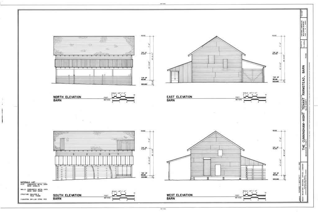 file elevations