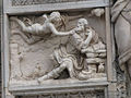 Elijah in the wilderness-Exterior of the Duomo-Milan.jpg