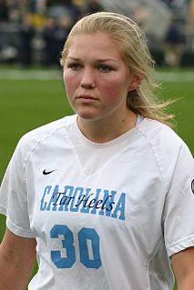 Elizabeth Guess American soccer player