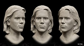 FBI Victims Identification Project - Example of a facial reconstruction by the project, of the Elko County Jane Doe
