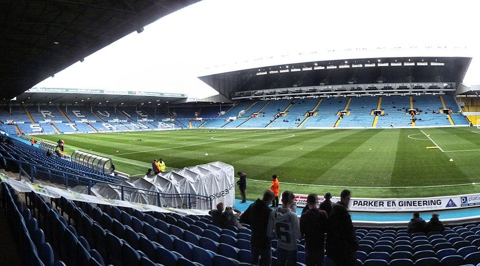 Elland Road Stadium Leeds