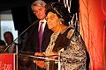 Ellen Johnson Sirleaf, President of Liberia, speaks at the GAVI event.jpg