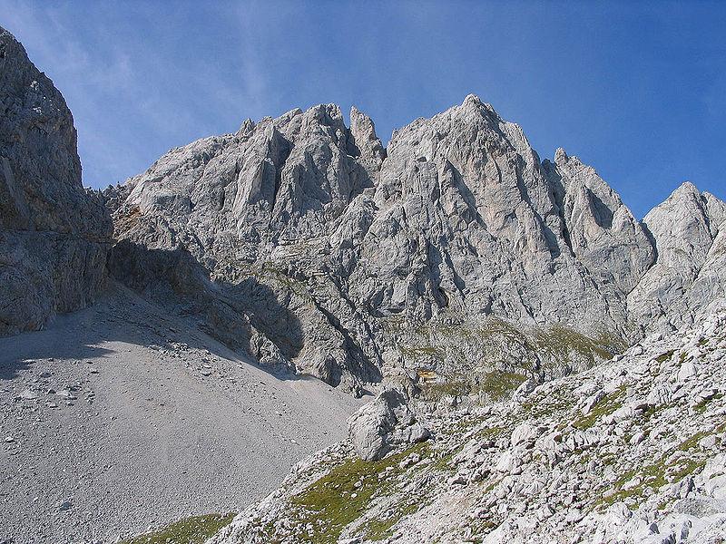 21.6 Kaisergebirge