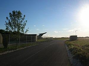 RAF Elvington - Elvington airfield