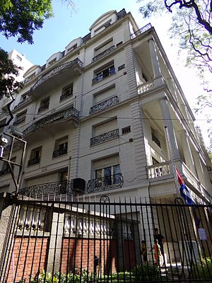 Argentina–Cuba relations - Embassy of Cuba in Buenos Aires