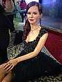 Emma Watson figure at Madame Tussauds London.jpg