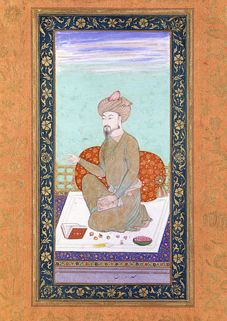 Mughal Empire - Babur, founder of the Mughal Empire