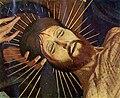 Enguerrand Quarton, La Pietà de Villeneuve-lès-Avignon (c. 1455, detail of Jesus).jpg