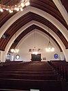 enschede - lasonderkerk interieur rm510627
