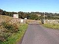 Entrance to the ranges at Billsmoorfoot - geograph.org.uk - 1521274.jpg