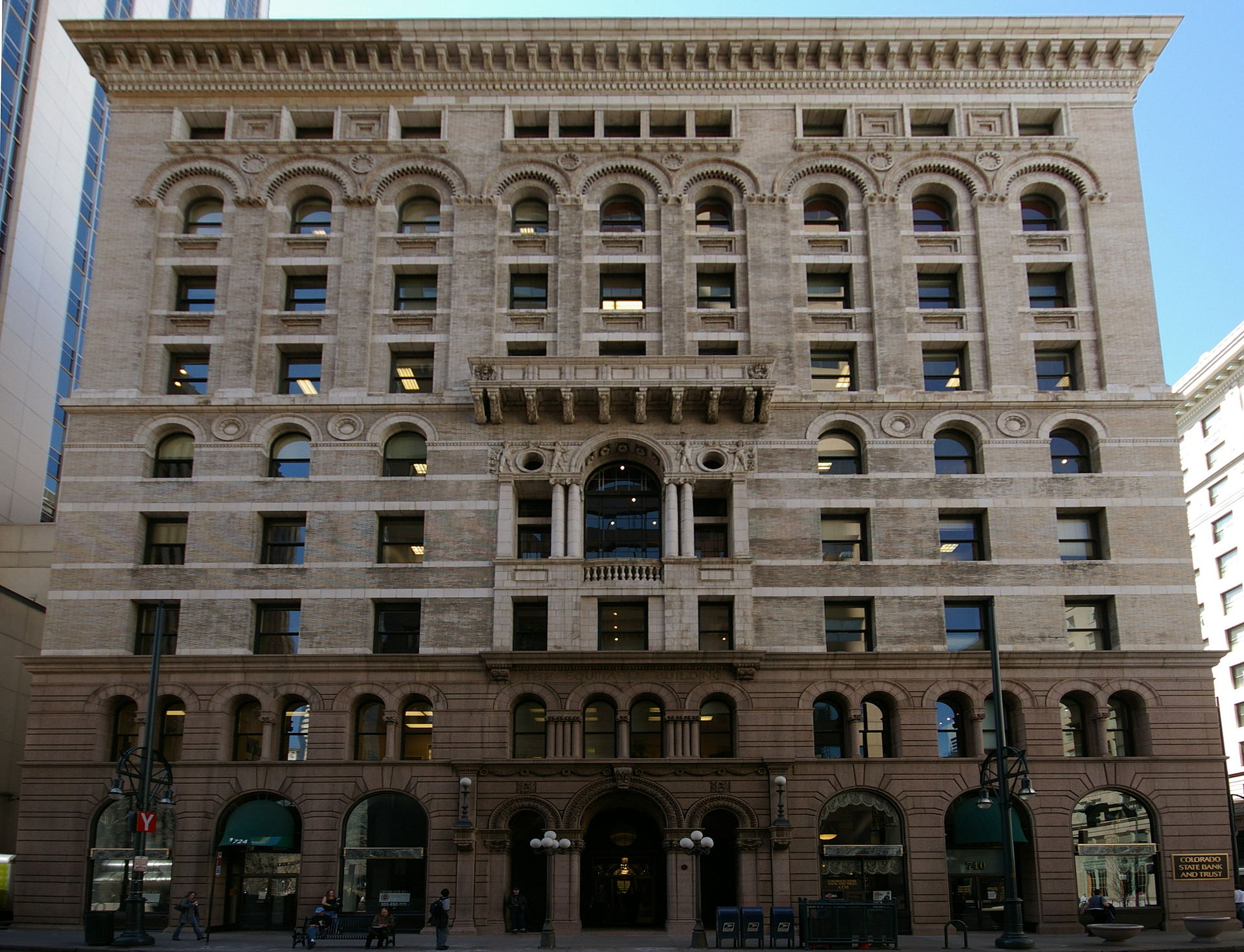 Equitable Building (Denver, Colorado) - Wikipedia