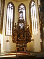 Erfurt - Kaufmannskirche Hochaltar (Merchants' Church - High Altar) - geo.hlipp.de - 39950.jpg